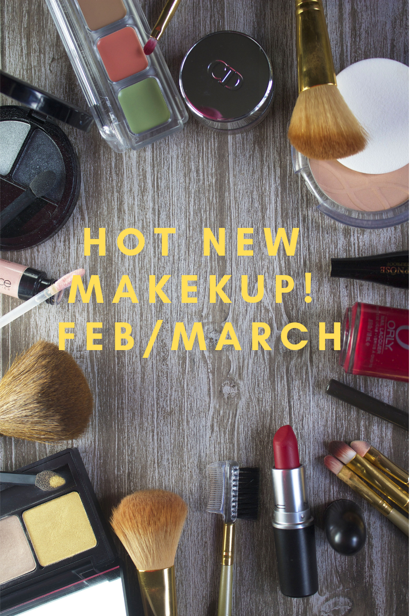 Hot New Products Feb & March