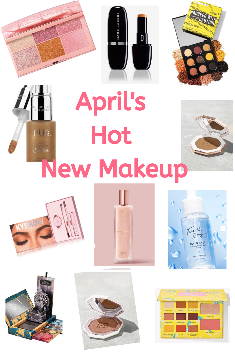 April's Hot New Makeup