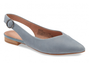 Caslon Lexie Pointed Toe Slingback Flat (4 colors)